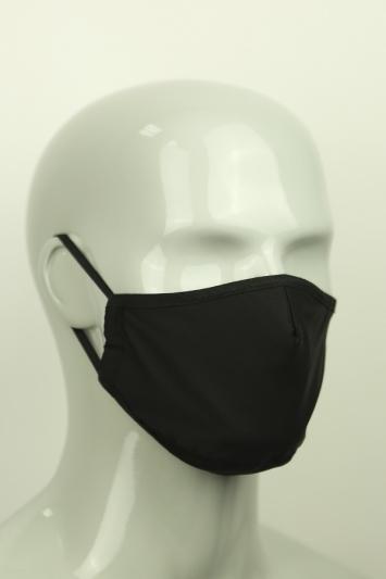 Moss Black Mask