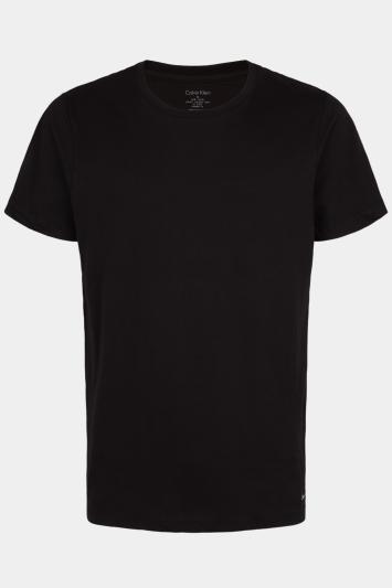 Calvin Klein Black 2-Pack Crew-Neck T-Shirt
