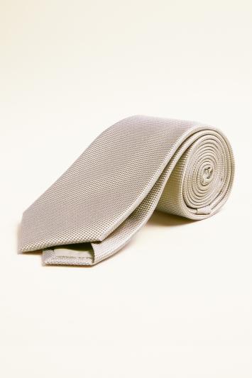 Gold Natte Silk Tie