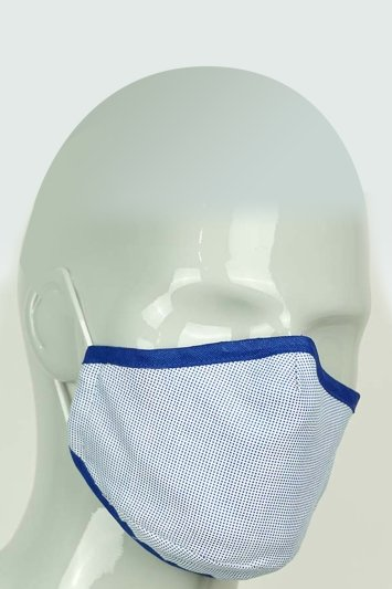 Moss Sky Dobby Mask