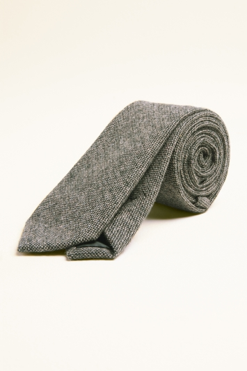 Moss London Stone Donegal Tie