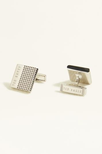 Ted Baker Blinder Cufflink, Tie Bar & Collar Stiffener Gift Set