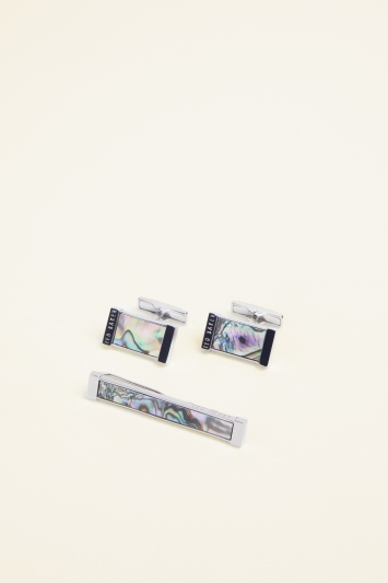 Ted Baker Cufflink And Tie Clip Gift Box