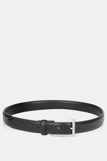 Moss 1851 Black Flex-Fit Belt