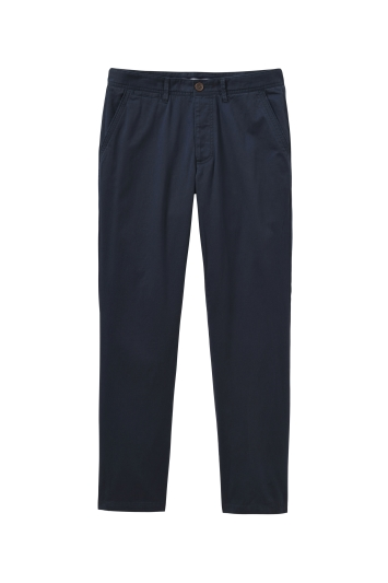 Crew Clothing Navy Chino