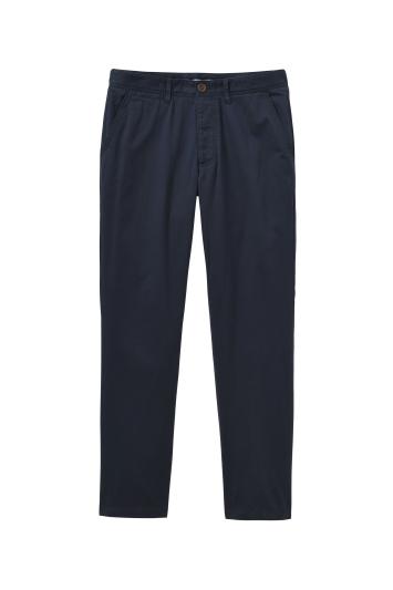 Crew Clothing Navy Chino