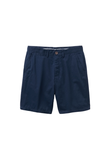 Crew Clothing Navy Chino Shorts