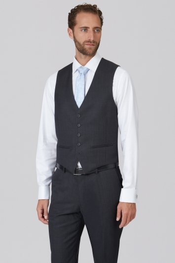 Ted Baker Tailored Fit Slate Grey Jacket