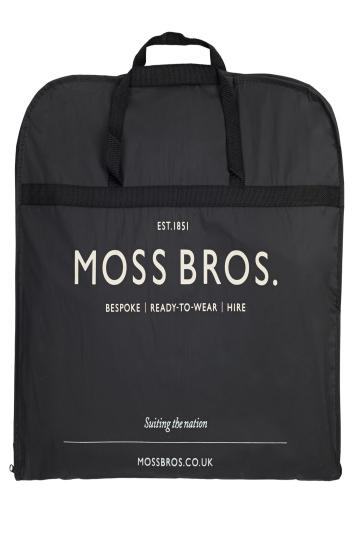 Moss Acetate Suit Carrier Black