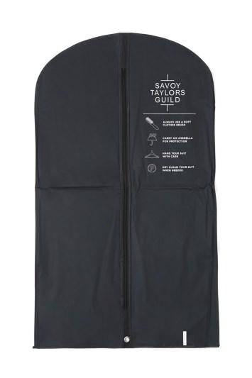 Savoy Tailors Guild Suit Cover Black
