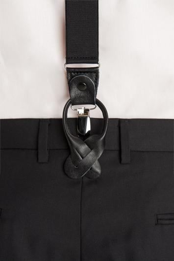 Black 2-in-1 Braces