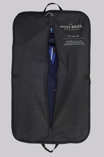 Moss 1851 Black Suit Carrier