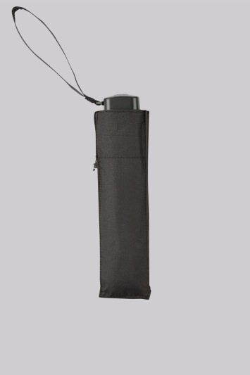 Black 'Miniflat' Umbrella