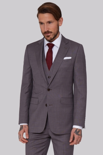 Lanificio F.lli Cerruti Dal 1881 Cloth Taliored Fit Neutral Jacket