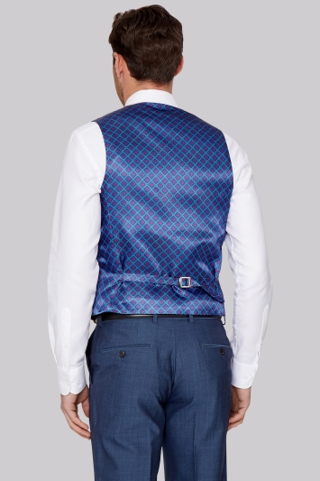 Ted Baker Tailored Fit Petrol Waistcoat