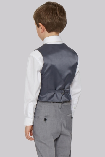 French Connection Kidswear Silver Waistcoat