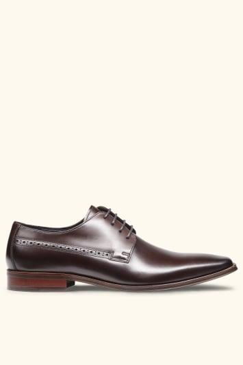 Ainesworth Brown Derby Shoe