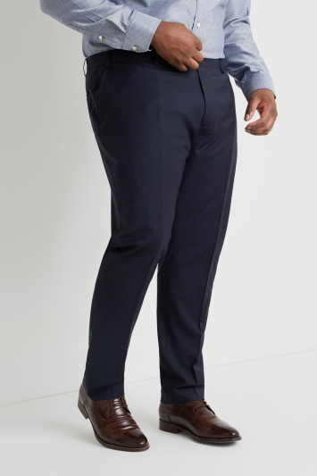 Moss 1851 Performance Tailored Fit Navy Jacket