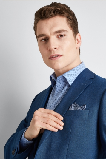 Moss 1851 Tailored Fit Peacock Jacket