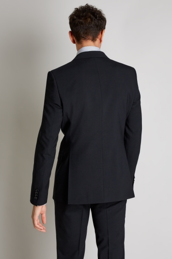 French Connection Slim Fit Black Jacket