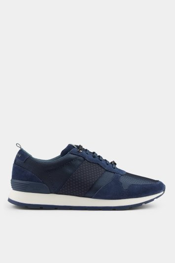 Ted Baker Hebey Navy Trainer
