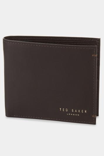 Ted Baker Antonys Dark Brown Wallet