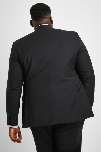 Moss 1851 Performance Tailored Fit Black Jacket