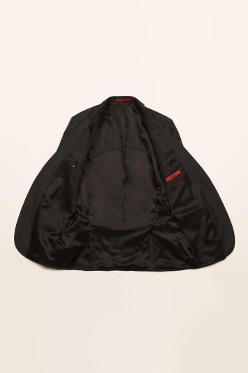 HUGO by Hugo Boss Charcoal Basket Weave Jacket