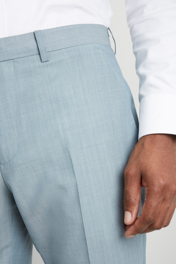 Moss 1851 Tailored Fit Sage Trousers