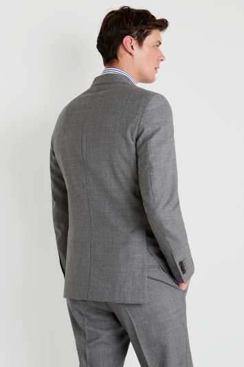 Savoy Taylors Guild Tailored Fit Grey Jacket