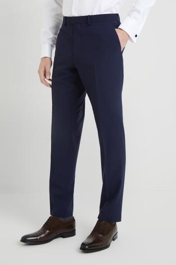 Lanificio F.lli Cerruti Dal 1881 Tailored Fit Blue iTravel Trousers