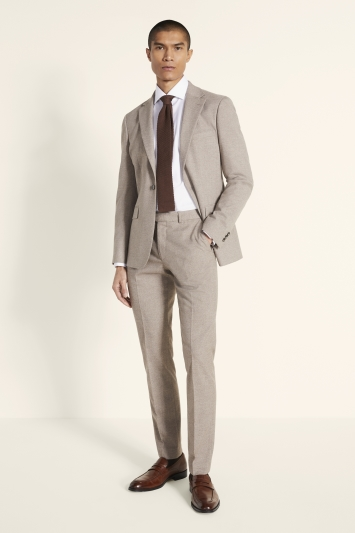 Slim Fit Neutral Jacket