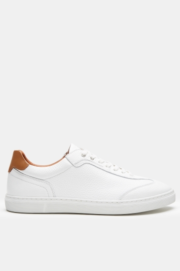Moss 1851 Armadale White Trainer