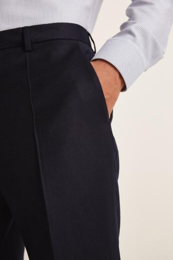 HUGO by Hugo Boss Ink Flannel Trousers