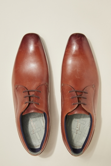 Ted Baker Trifp Tan Comfort Derby
