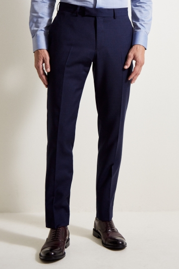 Tailored Fit Ink Trousers