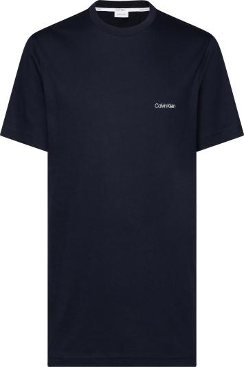 Calvin Klein Navy Cotton T-Shirt