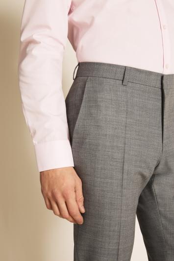 HUGO by Hugo Boss Mid Grey Trousers