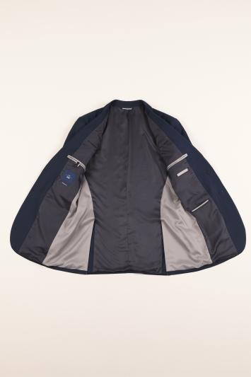 Moss 1851 Regular Fit Ink Stretch Jacket