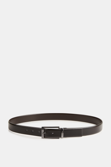 Hugo Boss ELVIO Reversible Black Belt