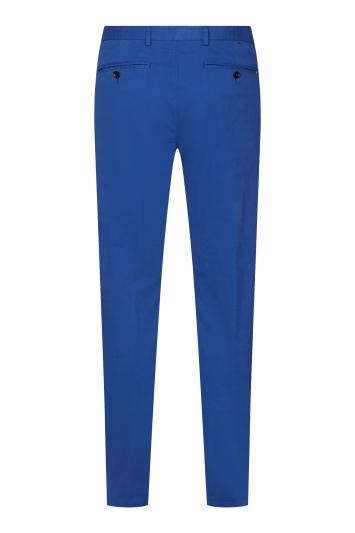 Tommy Hillfiger Slim Fit Admiral Blue Flex Trousers