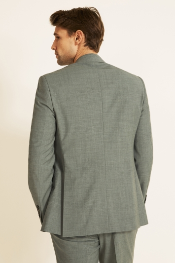 Moss 1851 Performance Tailored Fit Light Green Jacket
