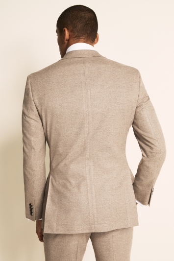 Moss 1851 Tailored Fit Neutral Jacket