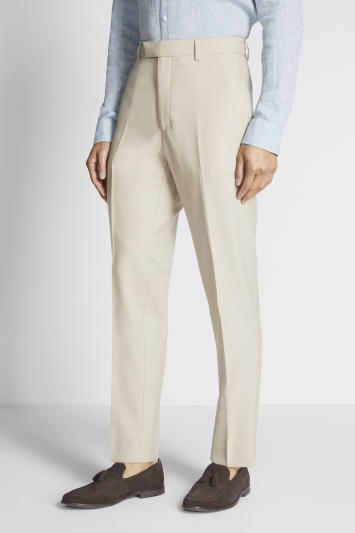 French Connection Slim Fit Neutral Trousers