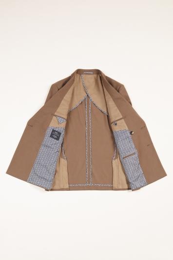 Slim Fit Chesnut Jacket
