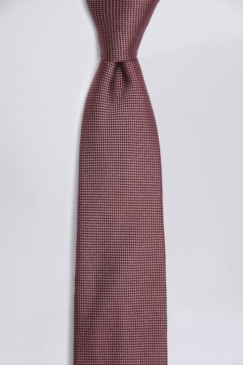 Mulberry Natte Silk Tie