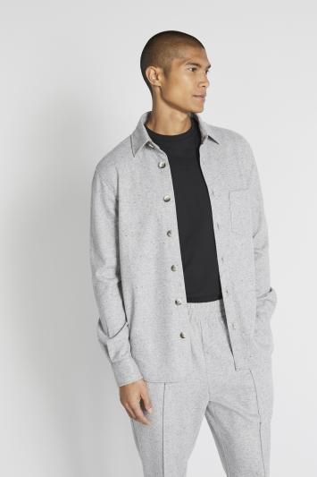 MB Light Grey Overshirt