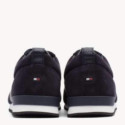 Iconic Suede Mix Runner Trainer