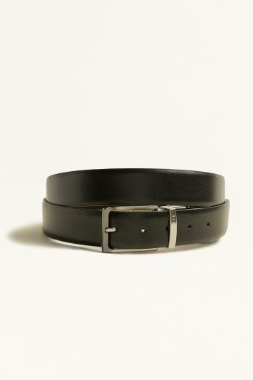 Ted Baker Monot Black Belt Gift Set