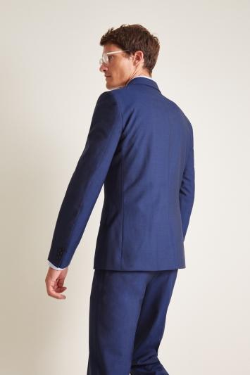 Ted Baker Slim Fit Blue Jacket